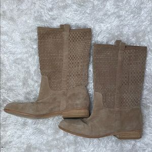 Dolce Vita Baker Suede Boots